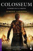 colosseum: sangre en la arena-simone sarasso-9788408140436