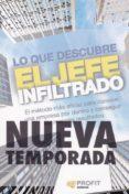 LO QUE DESCUBRE EL JEFE INFILTRADO: ¡EL LIBRO OFICIAL DEL EXITOSO PROGRAMA DE TELEVISION EL JEFE INFILTRADO! - 9788416583836 - VV.AA.