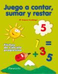 JUEGO A CONTAR SUMAR Y RESTAR 5 (EDUCACION INFANTIL) - 9788424182236 - VV.AA.