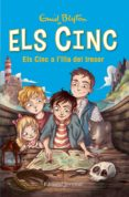 ELS CINC A L ILLA DEL TRESOR - 9788426143136 - ENID BLYTON