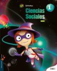 CIENCIAS SOCIALES  1º PAUTA TRIMESTRES -SUPERPIXÉPOLIS  CUADERNO CIENCIAS NATURALES 1º SUPERPIXÉPOLIS - 9788426393036 - VV.AA.