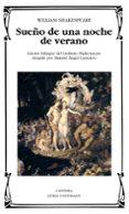 SUEÑO DE UNA NOCHE DE VERANO - 9788437629636 - WILLIAM SHAKESPEARE