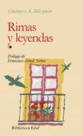 RIMAS Y LEYENDAS (7ª ED.) - 9788471663436 - GUSTAVO ADOLFO BECQUER