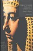 HABLAN LOS DIOSES: DICCIONARIO DE LA RELIGION EGIPCIA - 9788474237436 - DONALD B. REDFORD