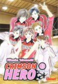 CRIMSON HERO 3 - 9788483573136 - MITSUBA TAKANASHI