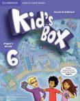 KID S BOX ESS 6 2ED PB - 9788490367636 - VV.AA.