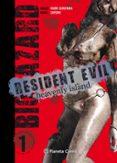 RESIDENT EVIL: HEAVENLY ISLAND Nº 01/05 - 9788491461036 - NAOKI SERIZAWA