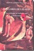 FABULARIO DE LAS AVES: UN VUELO POR LA TRADICION ORAL Y LA LITERA TURA - 9788496458536 - MANUEL GARRIDO PALACIOS