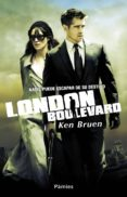 (PE) LONDON BOULEVARD - 9788496952836 - KEN BRUEN