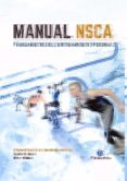 MANUAL NSCA. FUNDAMENTOS DEL ENTRENAMIENTO PERSONAL (COLOR) (2ª ED.) - 9788499105536 - JARED W. COBURN