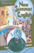 NEW SUMMER ENGLISH STUDENT BOOK + CD (4º PRIMARIA) - 9789963478736 - VV.AA.