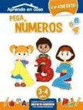 PEGA NUMEROS (3-4 AÑOS) APRENDO EN CASA - 8436026776346 - VV.AA.