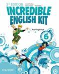 INCREDIBLE ENGLISH KIT 6 AB 3 ED - 9780194443746 - VV.AA.