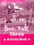 OXFORD READ AND IMAGINE STARTER ONE, TWO, THREE ACTIVITY BOOK (OXFORD READ & IMAGINE) - 9780194722346 - VV.AA.