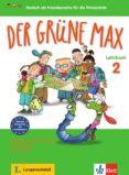 DER GRUNE MAX 2 ALUMNO - 9783126062046 - VV.AA.