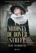 (PE) LA MODISTA DE DOVER STREET - 9788408152446 - MARY CHAMBERLAIN