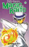 MAGIC KAITO Nº 04 - 9788416543946 - GOSHO AOYAMA