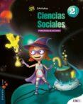 CIENCIAS SOCIALES 2º PRIMARIA PROYECTO SUPERPIXÉPOLIS ASTURIAS - 9788426396846 - VV.AA.
