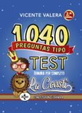 1040 preguntas tipo test la consti (2ª ed.)-vicente valera-9788430976546