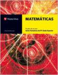 MATEMATICAS. PRUEBA ACCESO. CICLOS FORMATIVOS DE GRADO SUPERIOR (LIBRO + SOLUCIONES DE LAS ACTIVIDADES) - 9788468200446 - VV.AA.