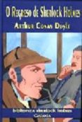 O REGRESO DE SHERLOCK HOMES - 9788482880846 - ARTHUR CONAN DOYLE
