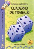 CUADERNOS DE TRABAJO 2º TRIMESTRE (4-5 AÑOS) - 9788483256046 - VV.AA.