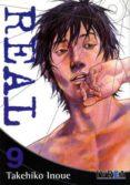 REAL Nº 9 - 9788492905546 - TAKEHIKO INOUE
