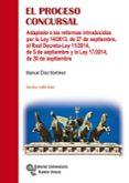 EL PROCESO CONCURSAL - 9788499611846 - MANUEL DIAZ MARTINEZ