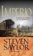 IMPERIO: LA NOVELA DE LA ROMA DE LOS EMPERADORES - 9788499700946 - ELISABETH BRUNET-GUEDJ