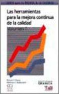 HERRAMIENTAS PARA MEJORA CONTINUA (VOL. I) - 9789506412746 - RICHARD Y. CHANG