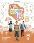 ALL ABOUT US 4. ACTIVITY BOOK PACK - 9780194562256 - VV.AA.