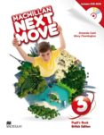 MACMILLAN NEXT MOVE LEVEL 3 PUPIL S BOOK PACK (BRITISH EDITION) - 9780230466456 - VV.AA.