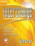 INTERCHANGE INTRO FULL CONTACT WITH SELF-STUDY DVD-ROM 4TH EDITION - 9781107614956 - VV.AA.