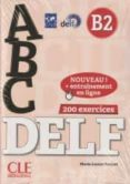 ABC DELF B2 + DVD + CORRIGES + - 9782090382556