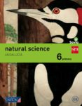 NATURAL SCIENCE 6º EDUCACION PRIMARIA SAVIA ANDALUCIA ED 2015 - 9788416346356 - VV.AA.
