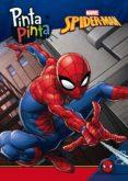 spider-man. pinta pinta-marvel wolfman-9788416914456