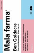 mala farma (ebook)-ben goldacre-9788449328756