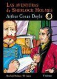 LAS AVENTURAS DE SHERLOCK HOLMES - 9788477024156 - ARTHUR CONAN DOYLE