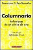 COLUMNARIO: REFLEXIONES DE UN CRITICO SOBRE LA SITUACION DEL ARTE - 9788481092356 - FRANCISCO CALVO SERRALLER