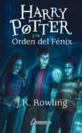 HARRY POTTER Y LA ORDEN DEL FENIX (RUSTICA) - 9788498386356 - J.K. ROWLING
