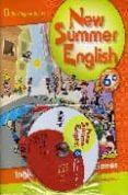 NEW SUMMER ENGLISH STUDENT BOOK + CD (6ª PRIMARIA) - 9789963478156 - VV.AA.