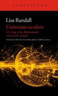 universos ocultos (ebook)-lisa randall-9788415277866