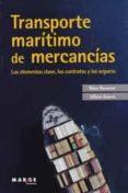 TRANSPORTE MARITIMO DE MERCANCIAS - 9788416171866 - ROSA ROMERO