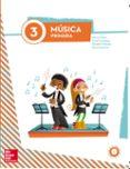 MÚSICA 3º EDUCACION PRIMARIA INCLOU CD AUDICIONS - 9788448192266 - VV.AA.
