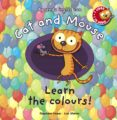CAT AND MOUSE: LEARN THE COLOURS - 9788467830866 - STEPHANE HUSAR