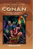 las cronicas de conan nº 26-john buscema-9788468479866