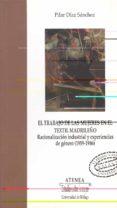 EL TRABAJO DE LAS MUJERES EN EL TEXTIL MADRILEÑO: RACIONALIZACION INDUSTRIAL Y EXPERIENCIAS DE GENERO (1959-1986) - 9788474968866 - PILAR DIAZ SANCHEZ