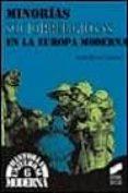 MINORIAS SOCIORRELIGIOSAS EN LA EUROPA MODERNA - 9788477386766 - JESUS BRAVO LOZANO