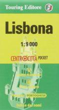 LISBONA (LISBOA) BOLSILLO 1:9.000 - 9788836559466 - VV.AA.