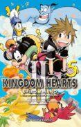 KINGDOM HEARTS II Nº 05 - 9788416244676 - SHIRO AMANO